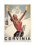 Cervinia Giclée