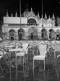 Chairs in San Marco