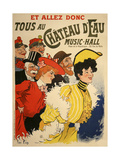 Chateau De Eau Music Hall