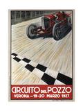 Circuit del Pozzo Italy Giclée