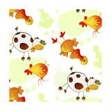 Chickens  Cows  Ducks