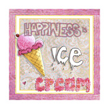 Happiness Is Ice Cream