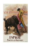 Espagne - Courses De Toureaux