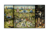 Bosch - Garden of Earthly Delights Giclée