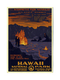 Hawaii National Park Giclée