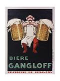 Gangloff Biére Giclée