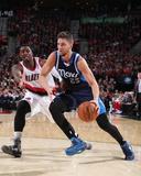 Dallas Mavericks v Portland Trail Blazers