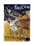 Falcon Bicycle Giclée