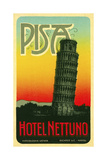 Hoel Nettuno  Pisa Italy