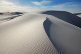 Gypsum Desert White Sands