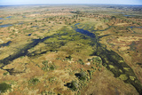 Islands and Waterways of the Okavango Delta