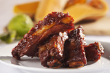 Glazed Spare Ribs