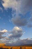 Cumulus Clouds in Grand Canyon