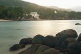 Baie Beau Vallon  Mahe  Seychelles  Indian Ocean Islands