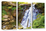 Brandywine Falls 2  3 Piece Gallery-Wrapped Canvas Set