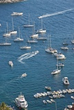 Boats in Port  Hvar Town  Hvar Island  Croatia
