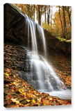 Blue Hen Falls 2  Gallery-Wrapped Canvas