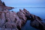 Atlantic Coastline  Acadia National Park  Maine