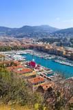 The Port  Nice  Cote Dazur  France