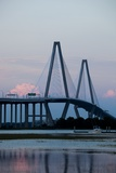 Cooper River Bridge  Charleston  South Carolina