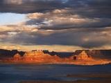 View on Padre Bay  Lake Powell  Utah  USA
