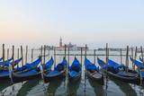Gondolas  Venice  Italy
