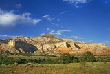 Red Rock Country Landscape around Ghost Ranch and Abiquiu  New Mexico