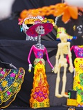 Catrina Doll on Sale for the Day of the Dead Celebration