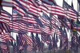 3000 US Flags for 9/11