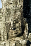 Bayon Temple in Angkor Thom  Siem Reap  Cambodia
