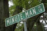 Minute Man Lane  American Revolution