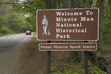 Welcome to Minute Man National Historical Park