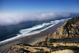 Fog Bank on the Pacific Ocean