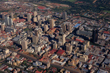 Aerial View of Downtown Pretoria