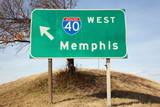 Route 40 to Memphis
