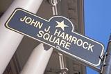 John J Hamrock Square