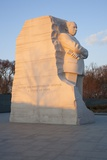 Martin Luther King Jr National Memorial  a Monument to Civil Rights Leader  Washington  DC