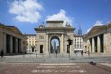 Porta Garibaldi  Milan  Lombardy  Italy  Europe