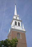 Paul Revere's Old North Church  Boston  MA