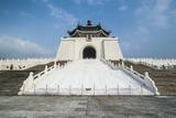 Chiang Kai-Shek Memorial Hall  Taipei  Taiwan  Asia