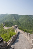 The Original Mutianyu Section of the Great Wall  UNESCO World Heritage Site  Beijing  China  Asia