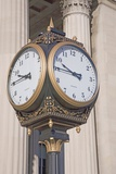 Antique Public Clock Philadelphia PA
