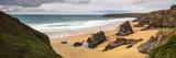 Bedruthan Steps Beach  Wadebridge  Cornwall  England  United Kingdom  Europe