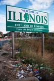 Welcome to Illinois and Trash