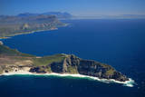 Aerial View of Cape of Good Hope