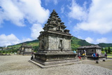 Arjuna Hindu Dieng Temple Complex  Dieng Plateau  Java  Indonesia  Southeast Asia  Asia