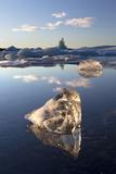 View of Icebergs on Jokulsarlon