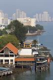Port of Georgetown  Penang Island  Malaysia  Southeast Asia  Asia