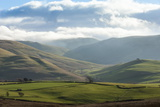 John Peel Country  Back O' Skiddaw  Fells Above Caldbeck  Cumbria  England  United Kingdom  Europe