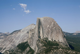 Half Dome from Glacier Point  Yosemite National Park  California  Usa